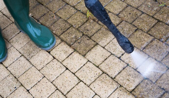 High Pressure Cleaning-We do residential & commercial contractor work for home remodeling, fencing, concrete services, epoxy coatings, roofing installation, repairs, EIFS, stucco, water heater installation, and any construction related items we can do.