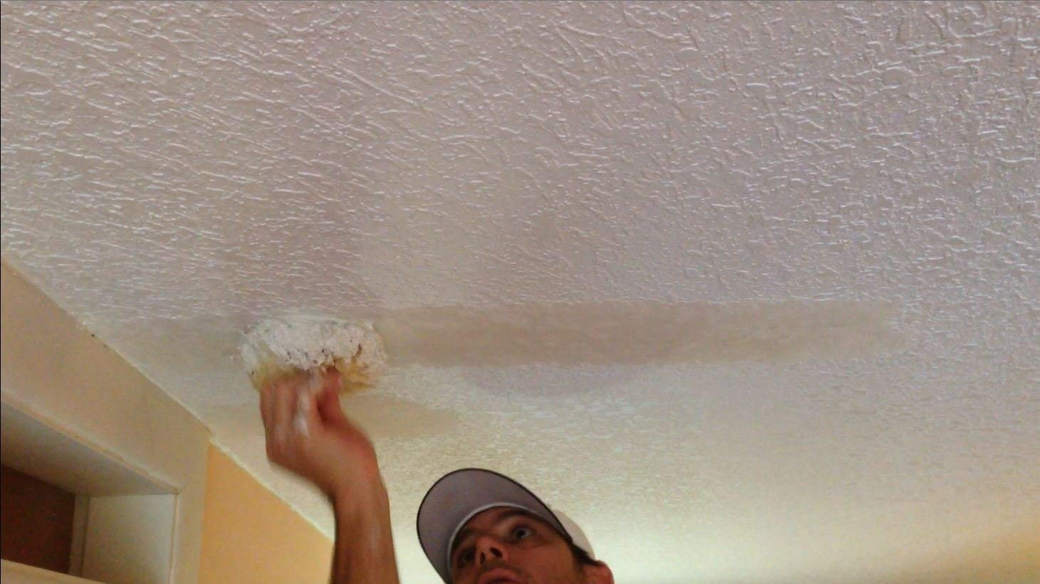 Residential Popcorn Removal South Florida Contracting
